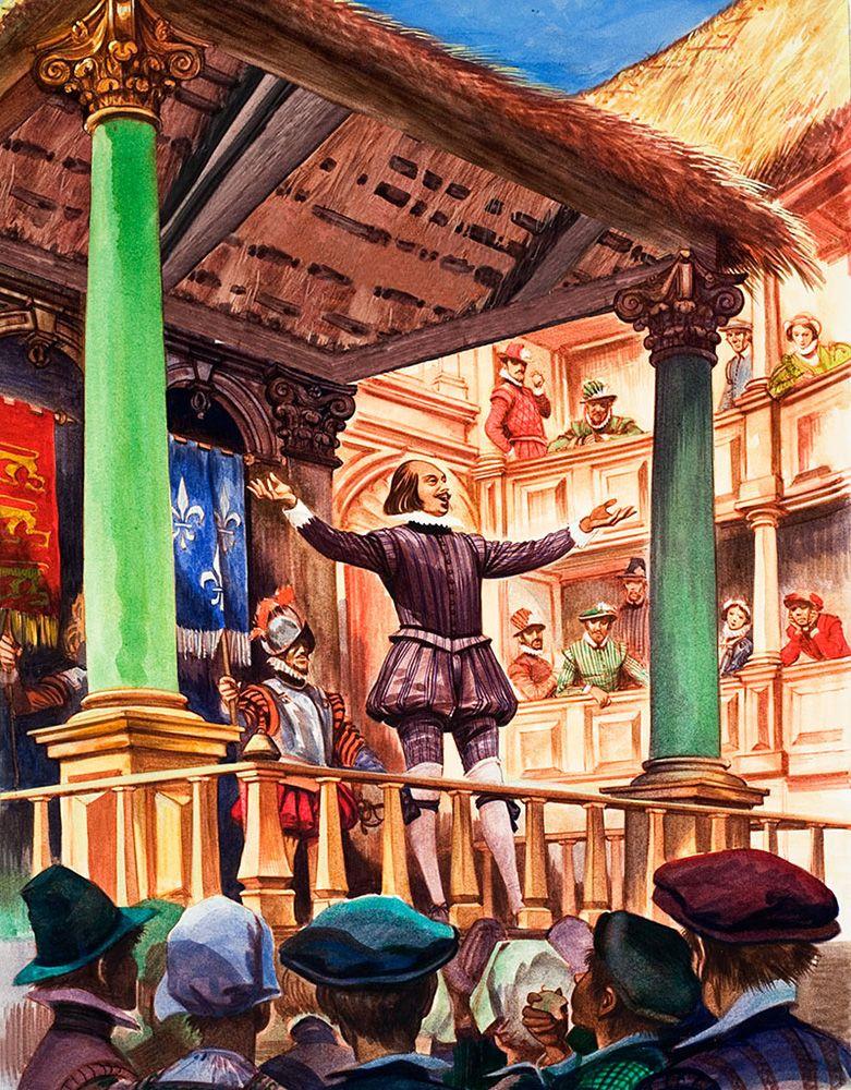 Театр эпохи ренессанса